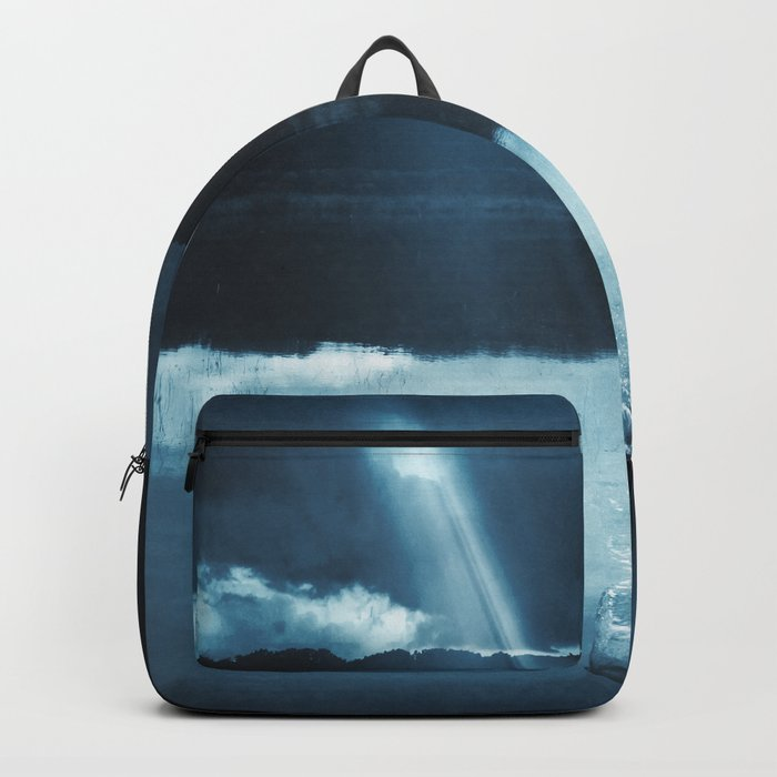 Don't be Afraid.. Backpack