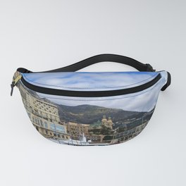 Monaco from the bateau bus Fanny Pack