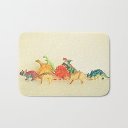 Walking With Dinosaurs Bath Mat