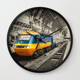 HST Paddington Wall Clock