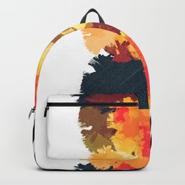 The Fall Patterns #3 Backpack