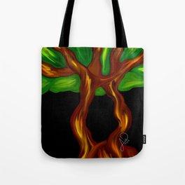 Arbol 001 Tote Bag