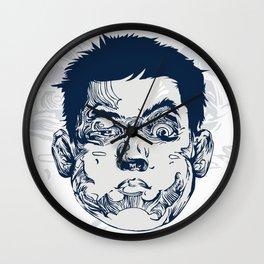 boyji moji Wall Clock