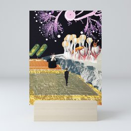 Teleport Mini Art Print