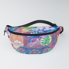 Live Gently Upon This Earth Fanny Pack