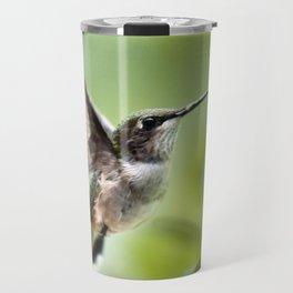 Hummingbird Love Travel Mug