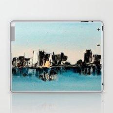 une ville ailleurs Laptop & iPad Skin