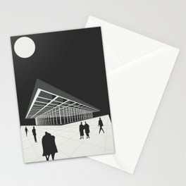 New National Gallery Mies van der Rohe Stationery Cards