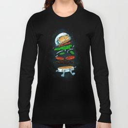 The Astronaut Burger Long Sleeve T-shirt