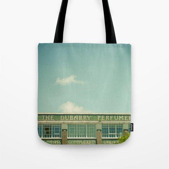 Perfumery Tote Bag