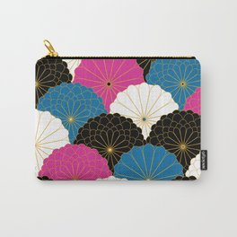 Japanese Chrysanthemum 2 Carry-All Pouch