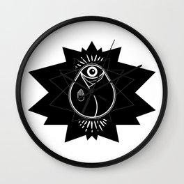 New Order of Things Wall Clock