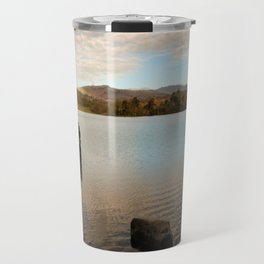 Rydal Water Morning Travel Mug