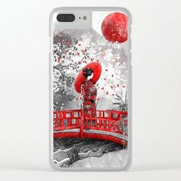 Higasa Clear iPhone Case