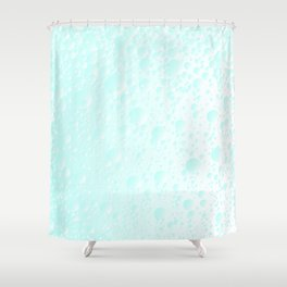 Carbonated Water Shower Curtain