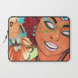 Trinidad & Tobago Color Laptop Sleeve