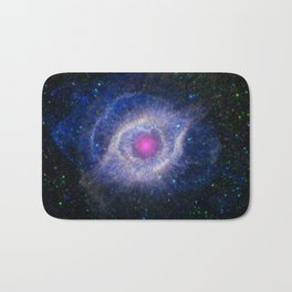 The Helix Nebula Bath Mat