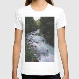 Nooksack River - Pacific Northwest T-shirt