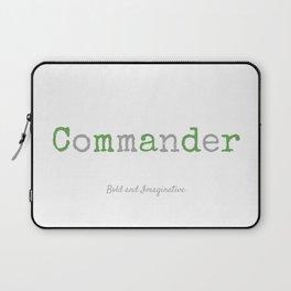 Commander Laptop Sleeve