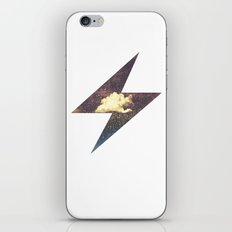 Roaring Thunder iPhone Skin