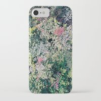 plants iPhone & iPod Cases featuring Plants by krstnhrmnsn