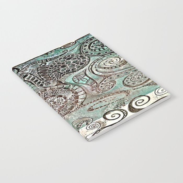 Journal Swirl Notebook