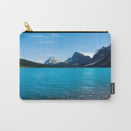 Deep Blue Lake Photography Print Carry-All Pouch