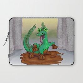 Monster of the Week: Basilisk Laptop Sleeve