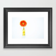 Aglow in Wintertime Framed Art Print