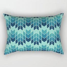 Jag Sea Mist Rectangular Pillow