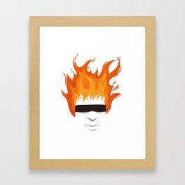 Heightened Senses Framed Art Print