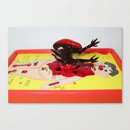 Chestburster Canvas Print