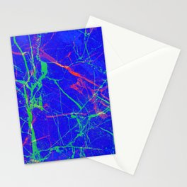 Life In Your Veins Stationery Cards