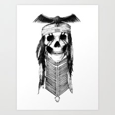 Tonto Art Print
