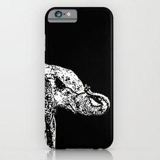Elephant Black iPhone 6s Slim Case