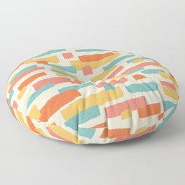Paper Cut Craft Floor Pillow