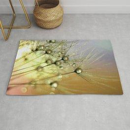 Dandelion & Droplets Rug