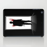 fargo iPad Cases featuring See you later, Lester by Fresco Umbiatore