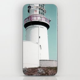 Galleyhead Lighthouse iPhone Skin