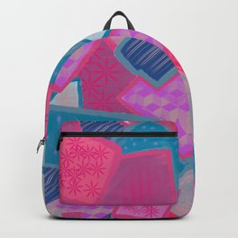 Granny squares Backpack