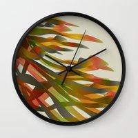 brazil Wall Clocks featuring Brazil by Angelo Cerantola