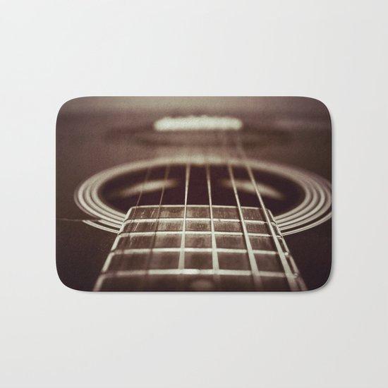 Strings  Bath Mat
