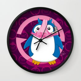 N°1 - Sexy Spy Wall Clock