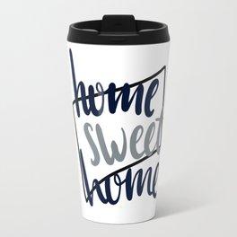 Home Sweet Home Connecticut Travel Mug