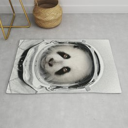 Panda Astro Bear Rug