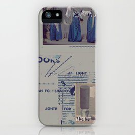 Susanne and Eileen iPhone Case