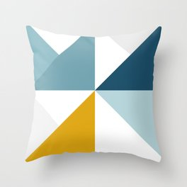 Modern Geometric 18/3 Throw Pillow