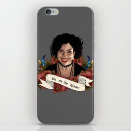 We Are The Weirdos Mister iPhone Skin