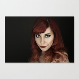 seductress II Canvas Print