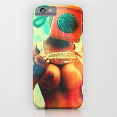SEX ON TV - CALL ME by ZZGLAM Slim Case iPhone 6s